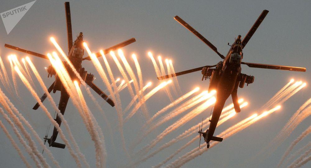 Vrtulníky Mi-28
