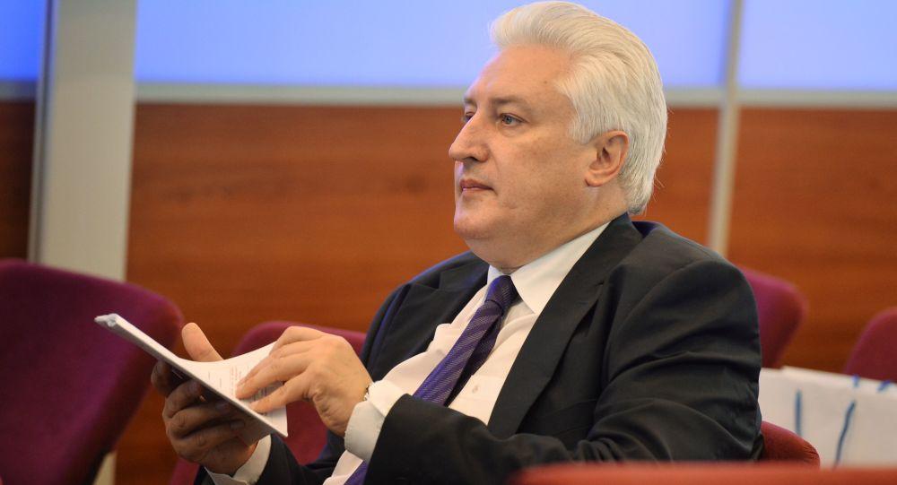 Vojenský expert Igor Korotčenko