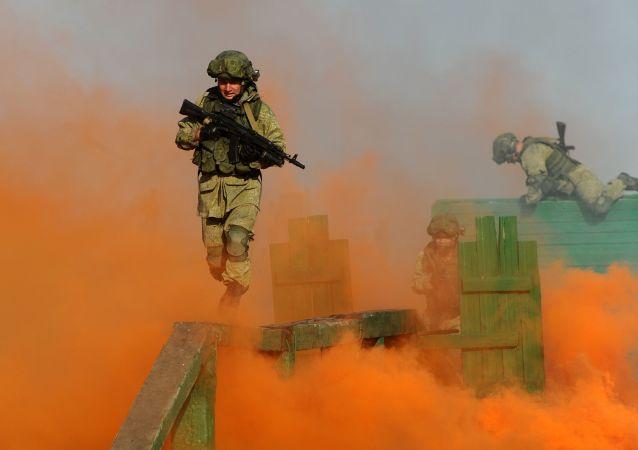 Vojenské fórum Armija 2018