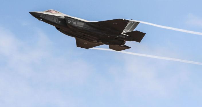 Bojový letoun F-35