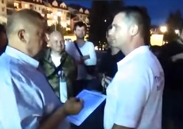 Slovenský právník podivným způsobem znemožnil diplomatům USA poklonit se hrdinům