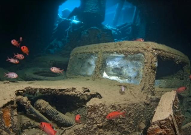 Víte, jak vypadá známý Titanik dnes?