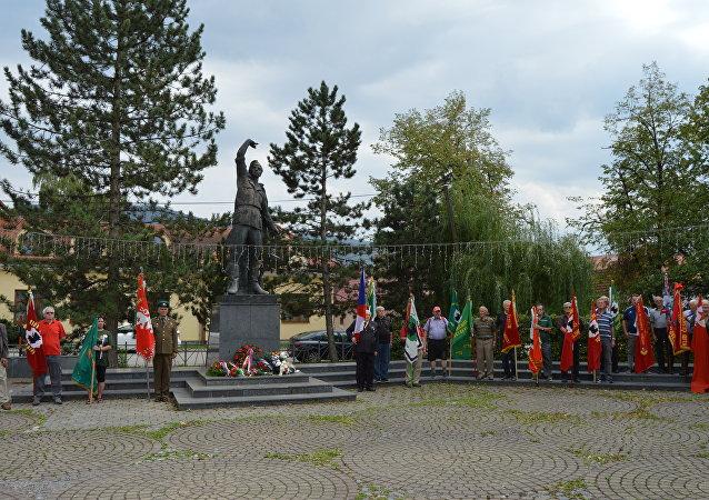 Banderovci masakrovali civilistov aj na Slovensku. Na ich obete  spomínali vo Varíne