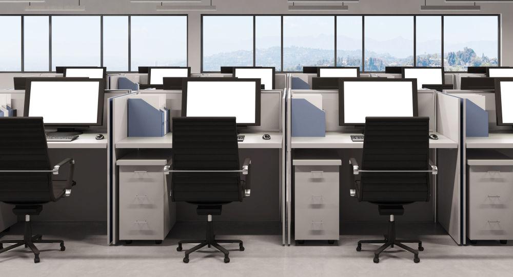 Počítače v kanceláři