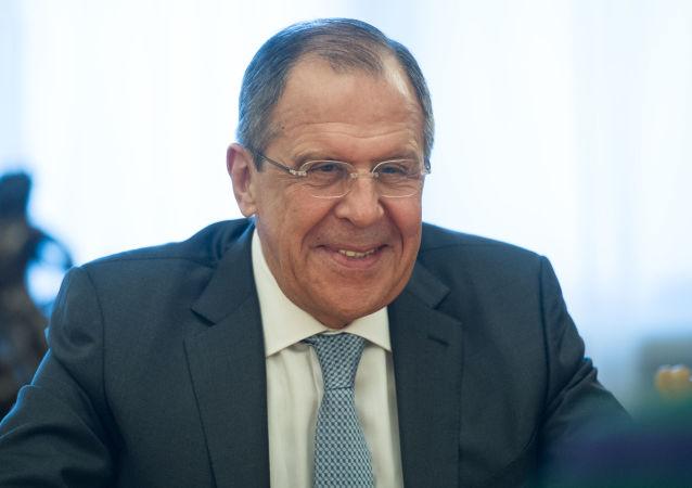 Ruský ministr zaharničních věcí Sergej Lavrov
