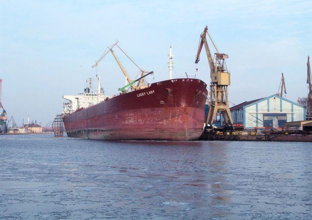 Tanker Lucky Lady typu Aframax