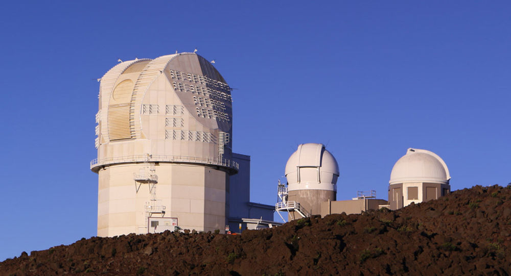 Národní sluneční observatoř, USA