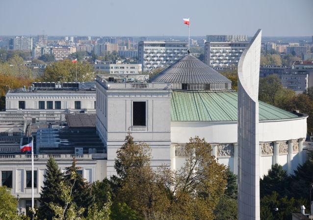 Sejm. Varšava.