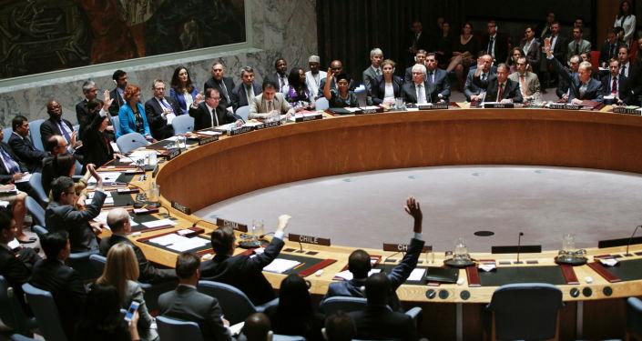 Hlasování o MH17 v OSN