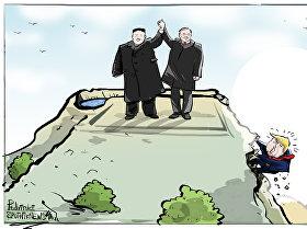 Přes hory až k míru