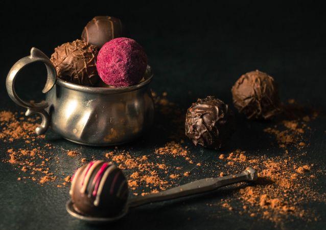 Čokoládové bonbony