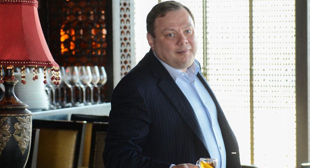 Michail Fridman