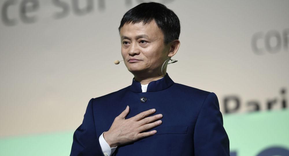 Jack Ma. Čínský podnikatel a filantrop
