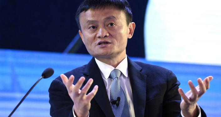 Jack Ma, zakladatel obřího kolosu v elektronickém obchodování – společnosti Alibaba Group