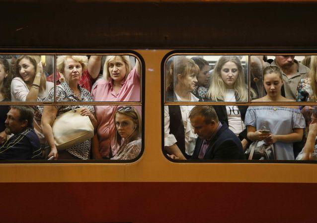 Obyvatelé Kyjeva