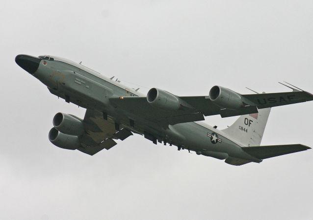 Americké výzvědné letadlo RC-135V