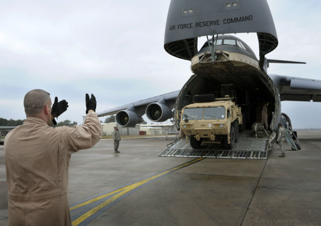 Systém protivzdušné obrany na základně Incirlik v Turecku