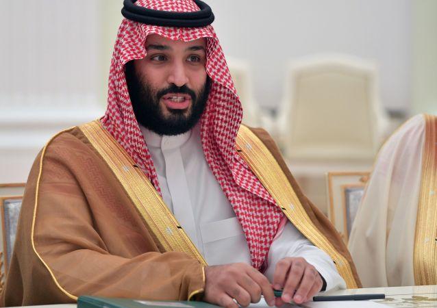 Korunní princ Saúdské Arábie Mohamed bin Salmán