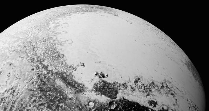 Snímek Pluta
