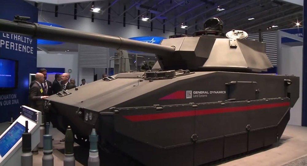 Tank Griffin General Dynamics