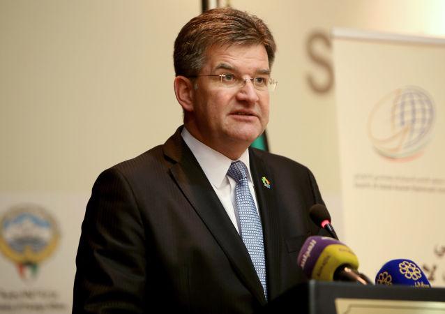 Slovenský ministr zahraničních věcí Miroslav Lajčák. Ilustrační foto