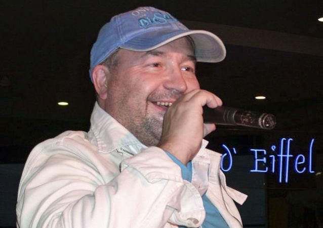Český zpěvák Michal David