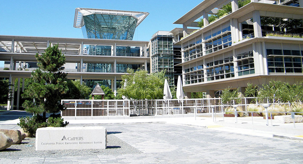 Centrála CalPERS v Lincoln Plaza v Sacramentu