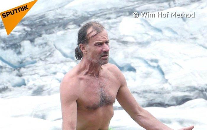 Ledový muž