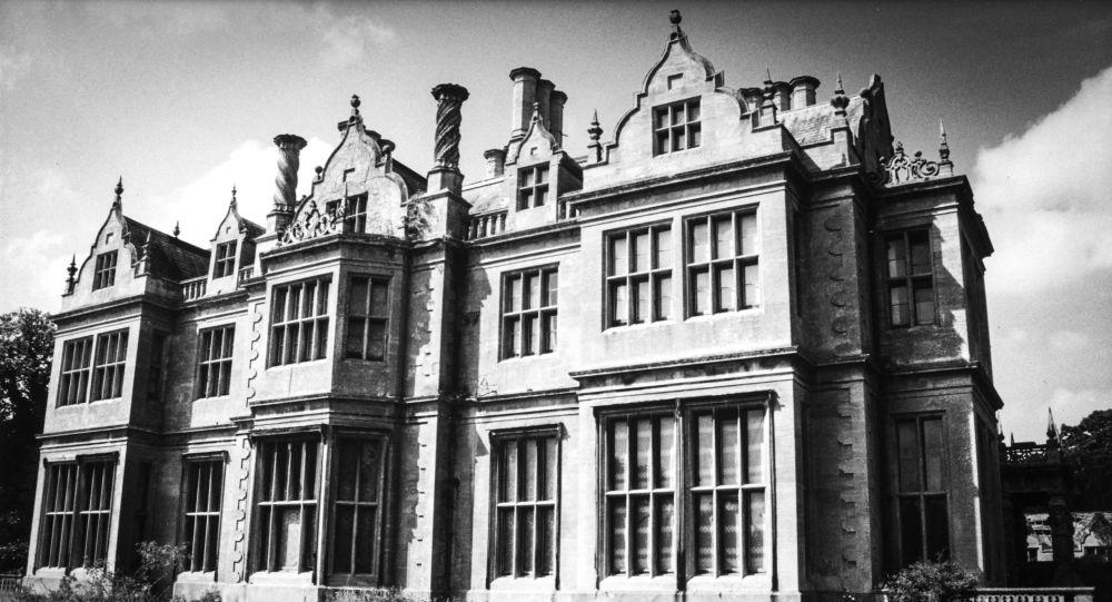 Opatství Revesby v Lincolnshire