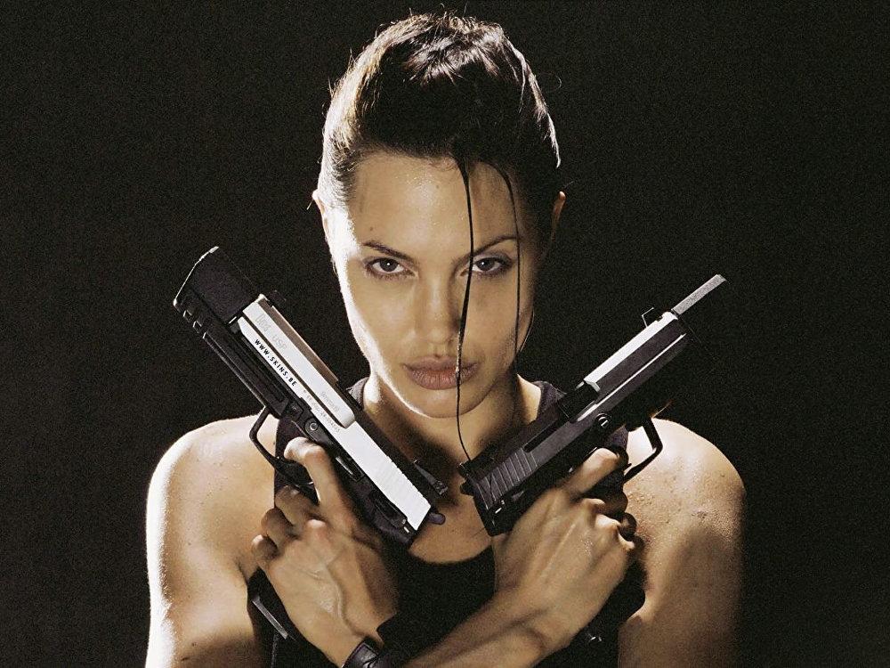 Angelina Jolie ve své nejslavnější roli