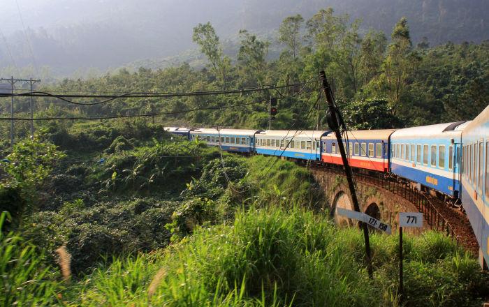 Šťastnou cestu! Nejpodivuhodnější železnice světa