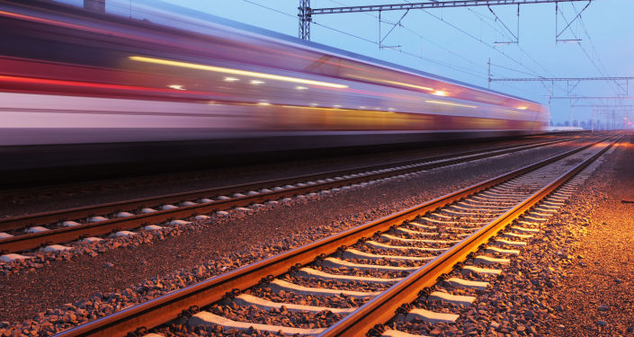 Vlak na Slovensku