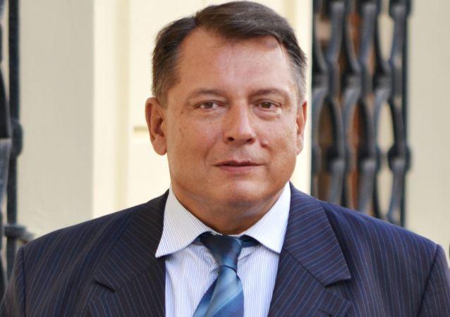 Bývalý expremiér Jiří Paroubek