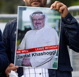 Saúdský novinář Džamál Chášakdží