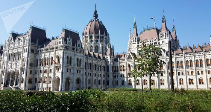 Parlament Maďarska