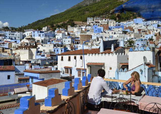 Maroko.