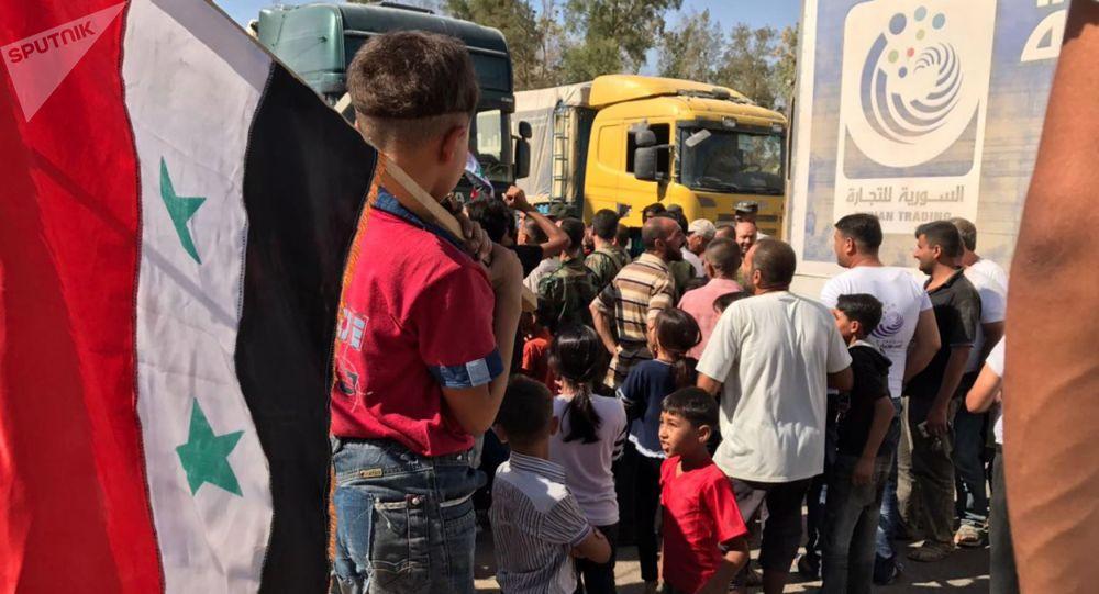 Obyvatelé Dajr az-Zauru