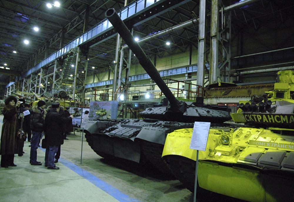 Tank Černý orel (T-80) nebo Objekt 640
