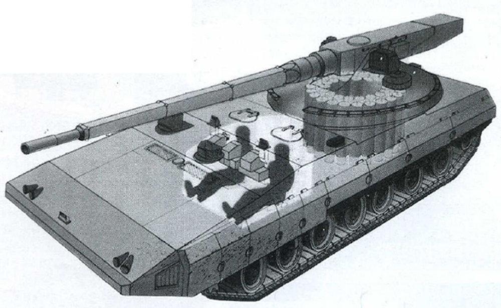 Tank Object 299