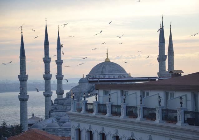 Istanbul, Turecko