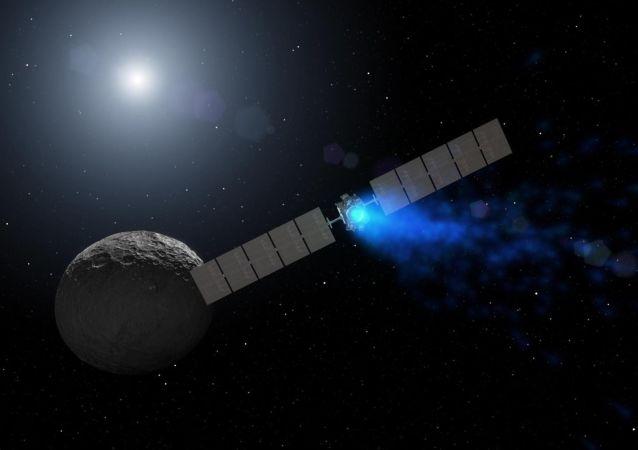 Kosmický přístroj Dawn