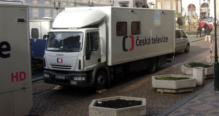 Česka Televize.