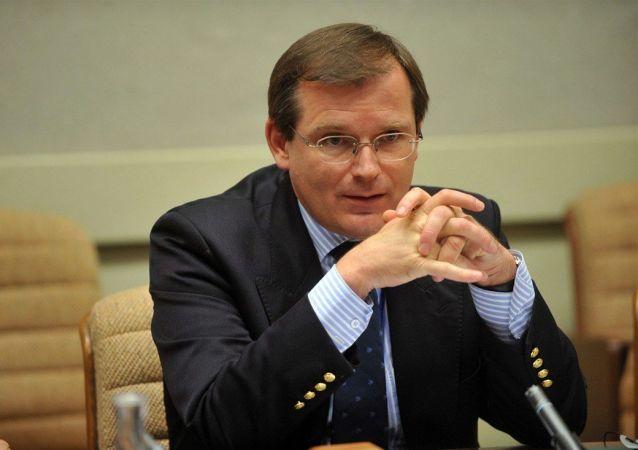 Český politik a diplomat Jiří Šedivý