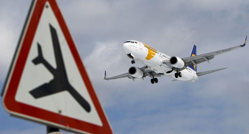 Letadlo Boeing 737