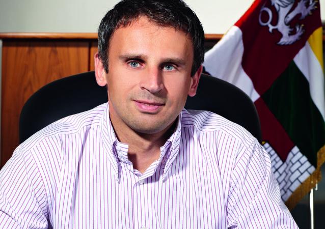 Český politik Jiří Zimola