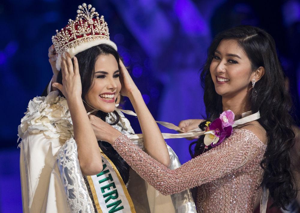 Krása z celého světa: Miss International 2018 v Tokiu