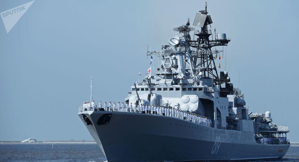 Loď Severomorsk