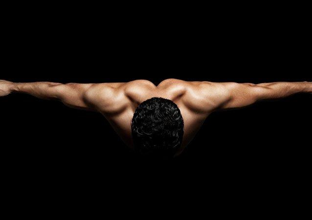 Výstava skutečně nahých mužů
