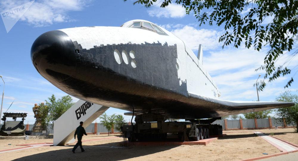 Sovětská kosmická loď Buran