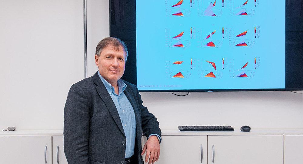 Igor Abrikosov, vedoucí laboratoře modelování a vývoje nových materiálů